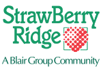 Strawberry Ridge Logo