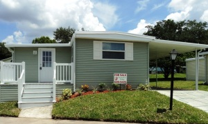 Manufactured Homes St. Petersburg FL on
