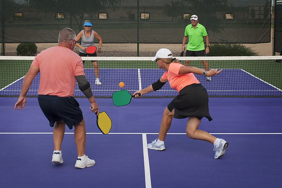 Why Pickleball Is Popular Among Seniors